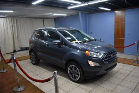 2020 Ford EcoSport for sale at Adams Auto Group Inc. in Charlotte NC