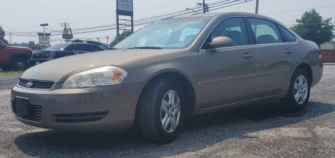 2007 Chevrolet Impala for sale at Tower Motors in Taneytown MD
