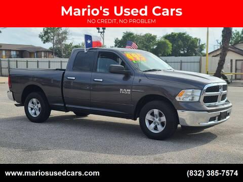 2015 RAM Ram Pickup 1500 for sale at Mario's Used Cars - Pasadena Location in Pasadena TX