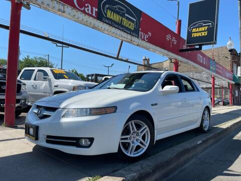 2008 Acura TL for sale at Manny Trucks in Chicago IL