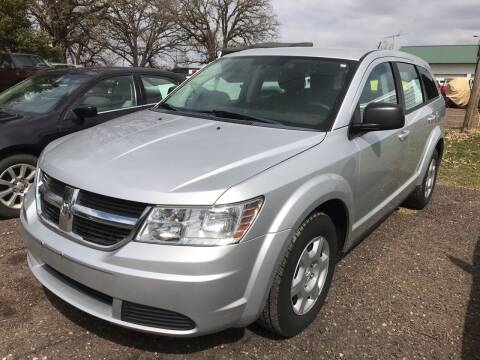 2009 Dodge Journey for sale at Riverside Auto Sales in Saint Croix Falls WI