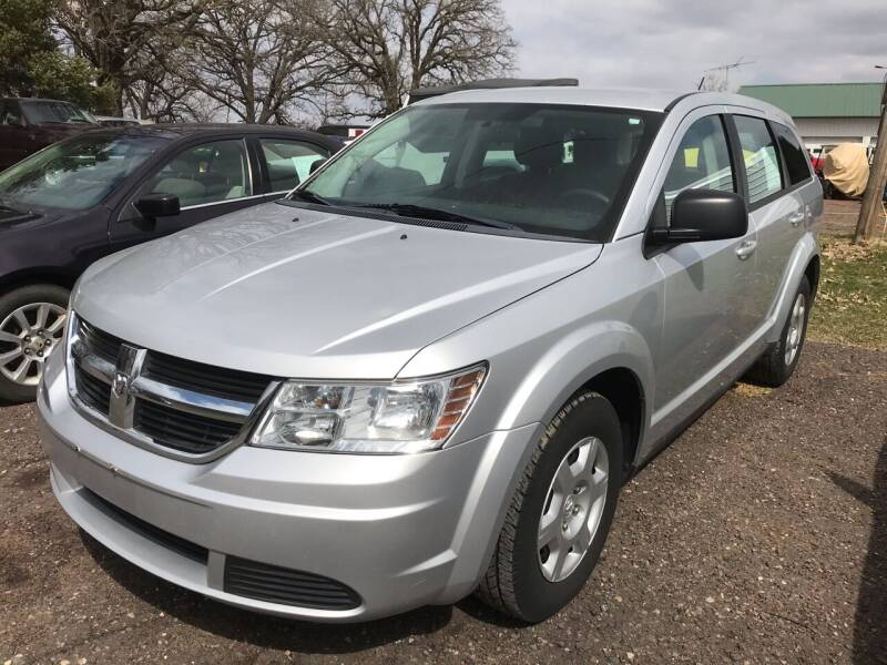 2009 Dodge Journey for sale at Riverside Auto Sales in Saint Croix Falls WI