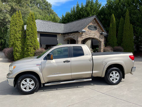 2007 Toyota Tundra for sale at Hoyle Auto Sales in Taylorsville NC