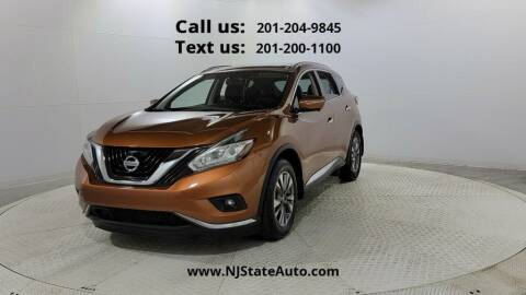 2015 Nissan Murano for sale at NJ State Auto Used Cars in Jersey City NJ