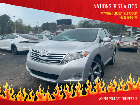 2009 Toyota Venza for sale at Nations Best Autos in Decatur GA