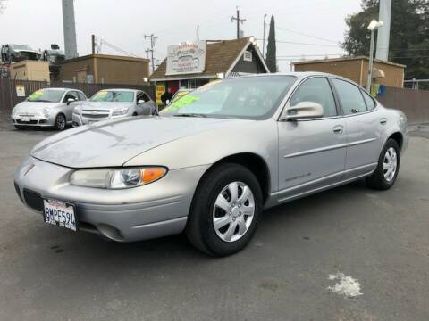2000 Pontiac Grand Prix for sale at C J Auto Sales in Riverbank CA