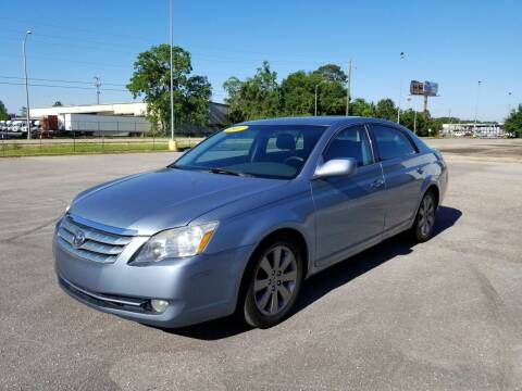 2007 Toyota Avalon for sale at Access Motors Co in Mobile AL