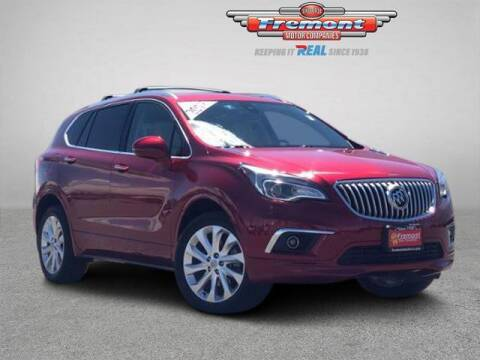 2017 Buick Envision for sale at Rocky Mountain Commercial Trucks in Casper WY