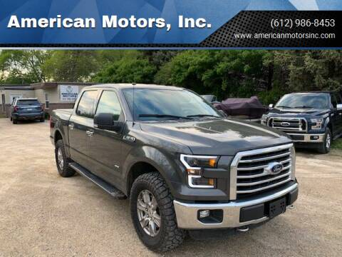2016 Ford F-150 for sale at American Motors, Inc. in Farmington MN