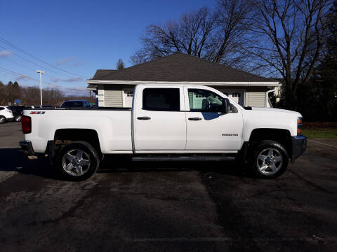 2015 Chevrolet Silverado 2500HD for sale at Feduke Auto Outlet in Vestal NY