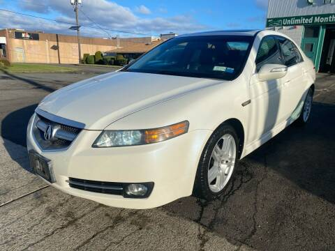 2008 Acura TL for sale at MFT Auction in Lodi NJ