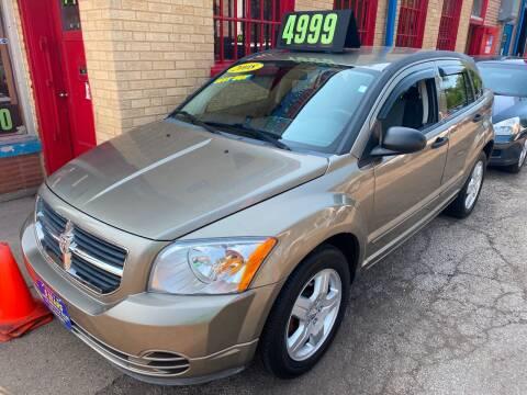 2008 Dodge Caliber for sale at 5 Stars Auto Service and Sales in Chicago IL