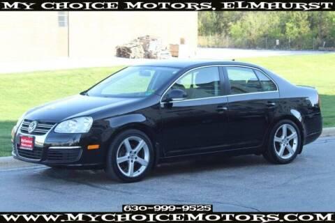 2010 Volkswagen Jetta for sale at My Choice Motors Elmhurst in Elmhurst IL
