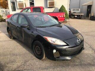2013 Mazda MAZDA3 for sale at WELLER BUDGET LOT in Grand Rapids MI