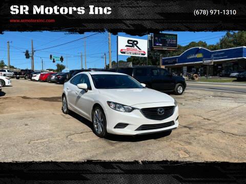 2014 Mazda MAZDA6 for sale at SR Motors Inc in Gainesville GA