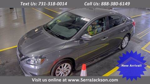 2018 Nissan Sentra for sale at Serra Of Jackson in Jackson TN