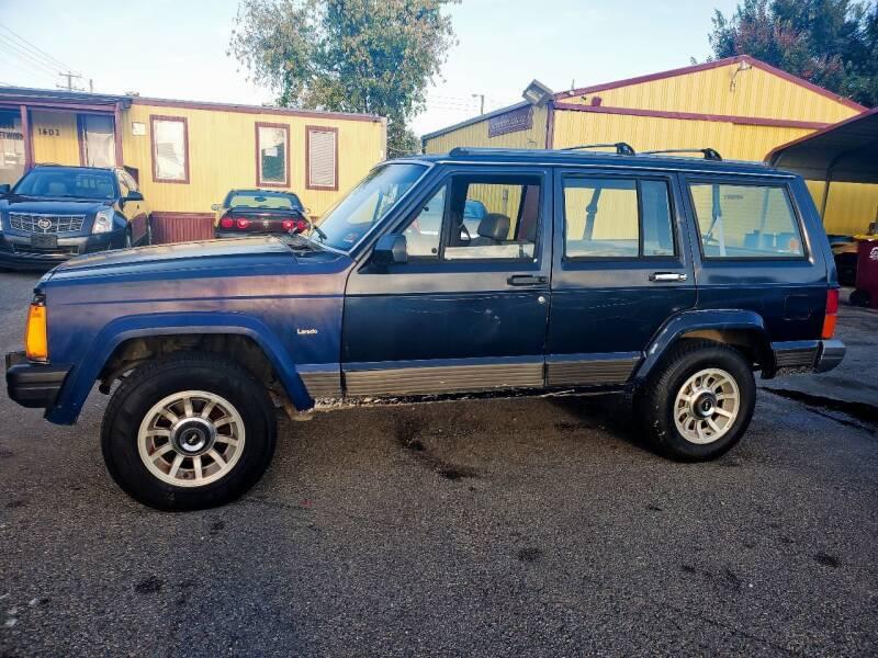 1991 Jeep Cherokee for sale in Petersburg, VA