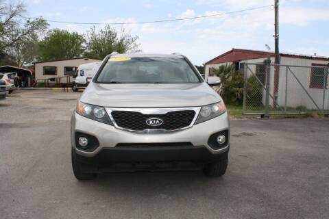 2012 Kia Sorento for sale at Fabela's Auto Sales Inc. in Dickinson TX