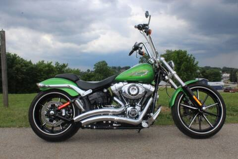 2015 Harley-Davidson Breakout for sale at Harrison Auto Sales in Irwin PA