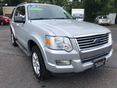 2010 Ford Explorer for sale at PARK AVENUE AUTOS in Collingswood NJ