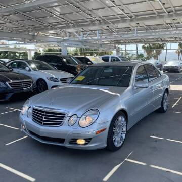 2007 Mercedes-Benz E-Class for sale at GLOBAL MOTOR GROUP in Newark NJ