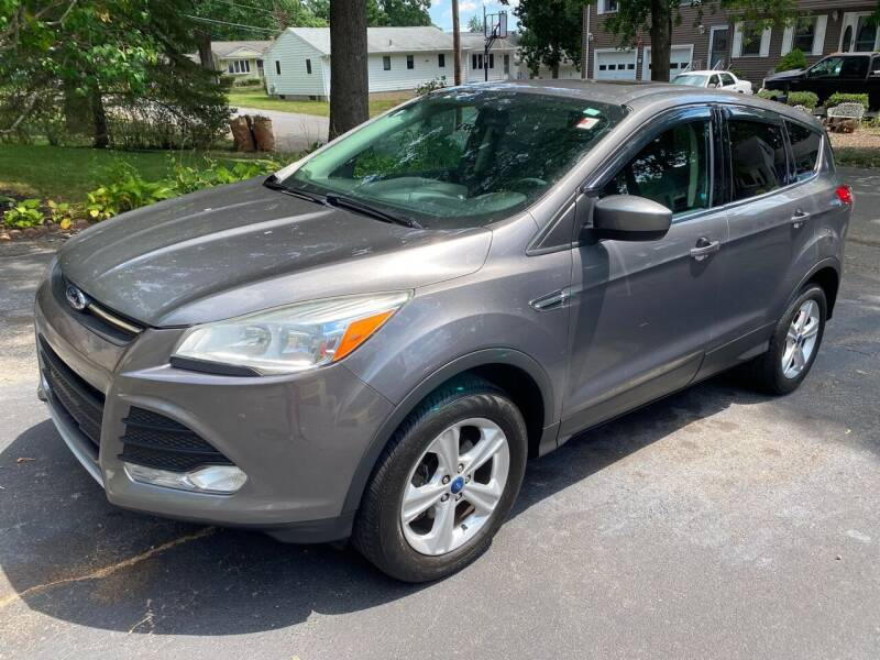 2013 Ford Escape for sale at Independent Auto Sales in Pawtucket RI