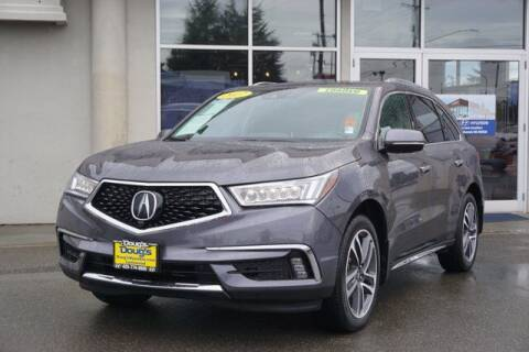 2017 Acura MDX for sale at Jeremy Sells Hyundai in Edmunds WA