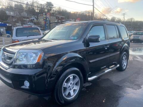 2011 Honda Pilot for sale at Ultra 1 Motors in Pittsburgh PA