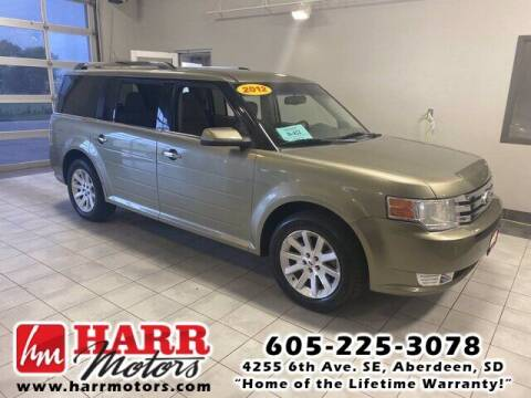2012 Ford Flex for sale at Harr's Redfield Ford in Redfield SD