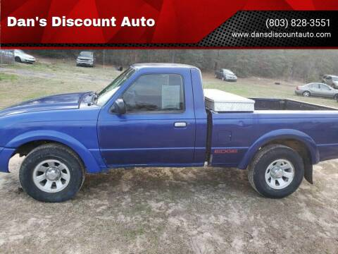 2003 Ford Ranger for sale at Dan's Discount Auto in Gaston SC