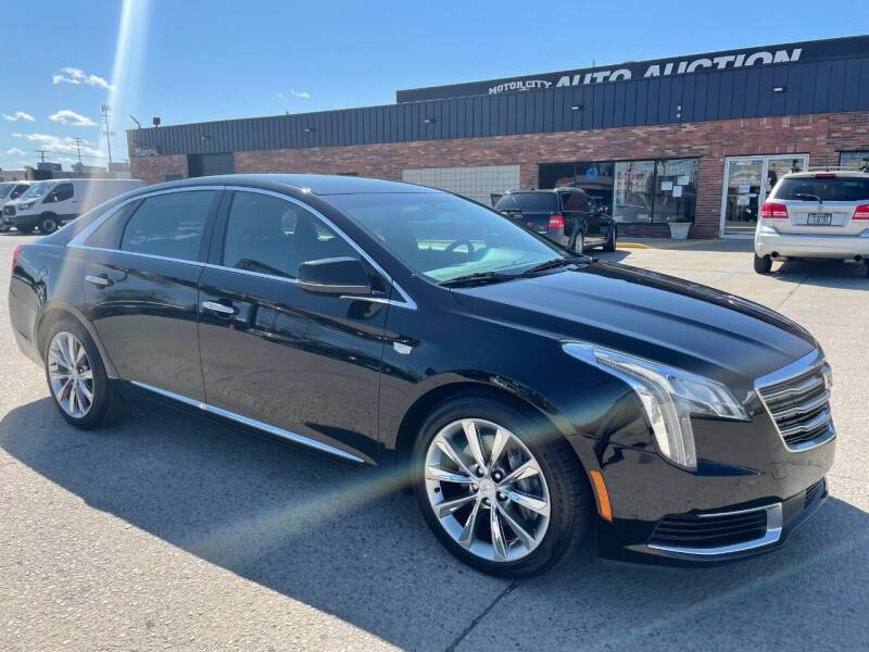 2018 Cadillac XTS Pro for sale at Motor City Auto Auction in Fraser MI