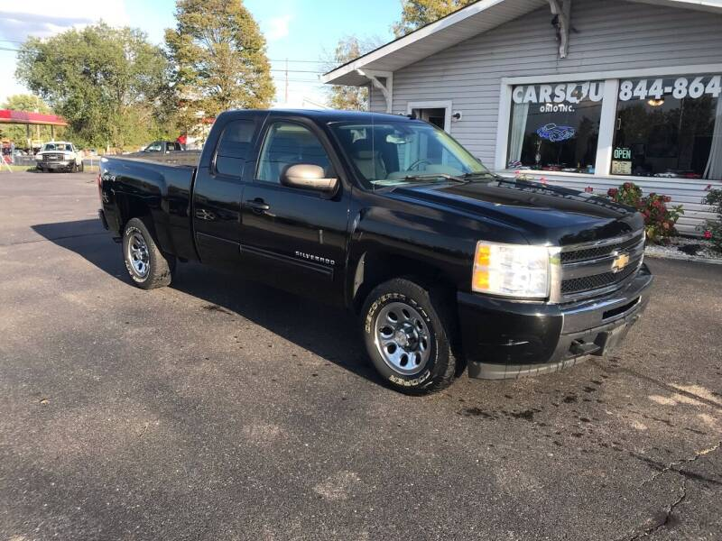 2010 Chevrolet Silverado 1500 for sale at Cars 4 U in Liberty Township OH