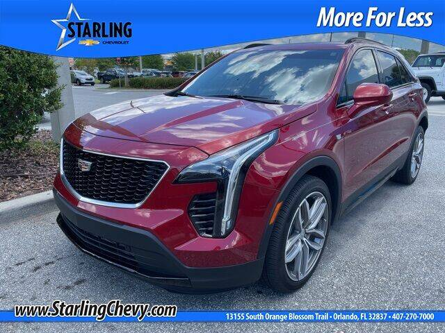2020 Cadillac XT4 for sale at Pedro @ Starling Chevrolet in Orlando FL