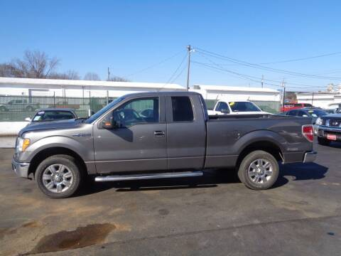 2011 Ford F-150 for sale at Cars Unlimited Inc in Lebanon TN