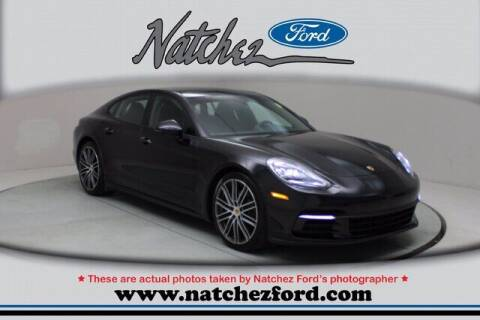 2018 Porsche Panamera for sale at Auto Group South - Natchez Ford Lincoln in Natchez MS