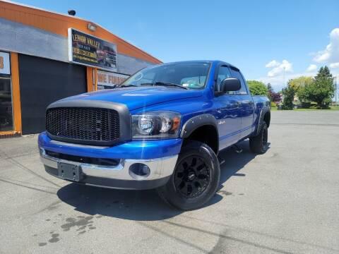 2008 Dodge Ram Pickup 1500 for sale at Lehigh Valley Truck n Auto LLC. in Schnecksville PA