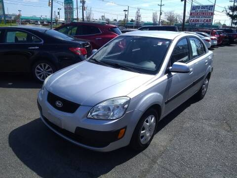 2009 Kia Rio for sale at Wilson Investments LLC in Ewing NJ