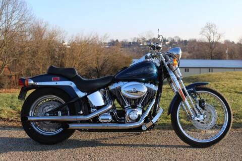 2000 Harley-Davidson SOFTAIL SPRINGER for sale at Harrison Auto Sales in Irwin PA