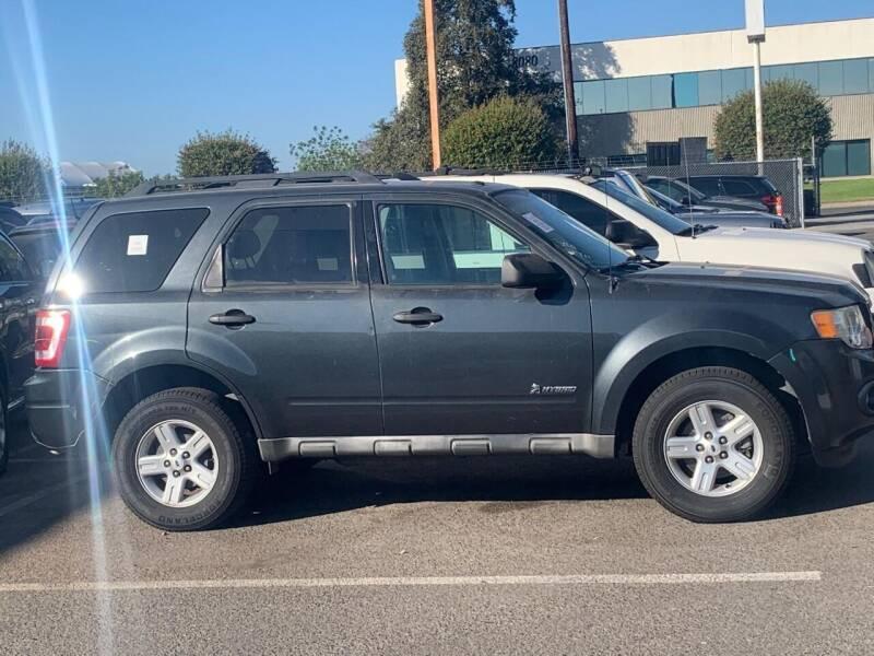 2009 Ford Escape Hybrid for sale at CABO MOTORS in Chula Vista CA