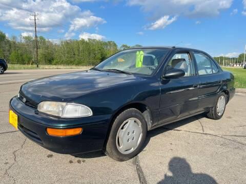 1997 GEO Prizm for sale at Sunshine Auto Sales in Menasha WI