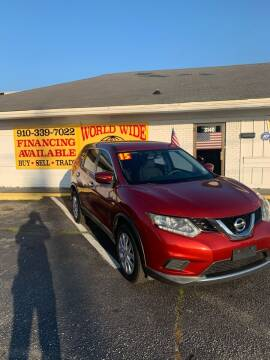 2015 Nissan Rogue for sale at World Wide Auto in Fayetteville NC