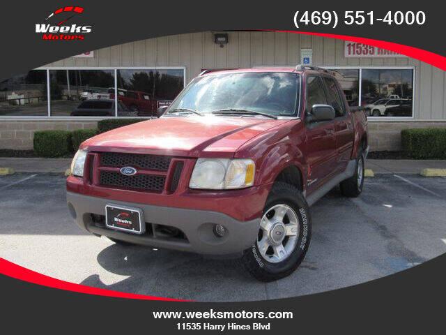 2001 Ford Explorer Sport Trac for sale in Dallas, TX