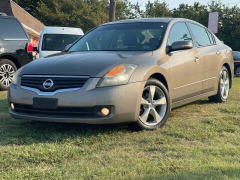 2008 Nissan Altima for sale at Texas Select Autos LLC in Mckinney TX