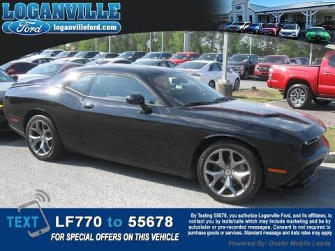2017 Dodge Challenger for sale at Loganville Quick Lane and Tire Center in Loganville GA