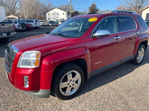 2013 GMC Terrain for sale at CHRISTIAN AUTO SALES in Anoka MN