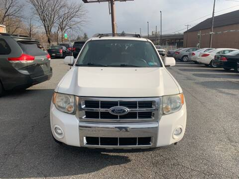 2008 Ford Escape for sale at YASSE'S AUTO SALES in Steelton PA