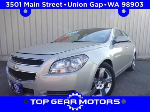 2011 Chevrolet Malibu for sale at Top Gear Motors in Union Gap WA