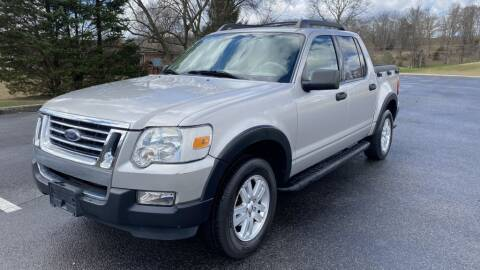 2008 Ford Explorer Sport Trac for sale at 411 Trucks & Auto Sales Inc. in Maryville TN