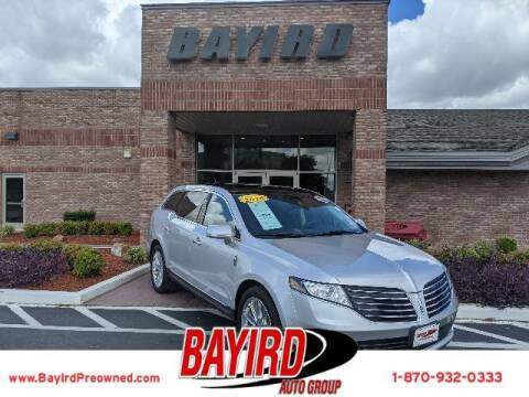 2019 Lincoln MKT for sale at Bayird Truck Center in Paragould AR