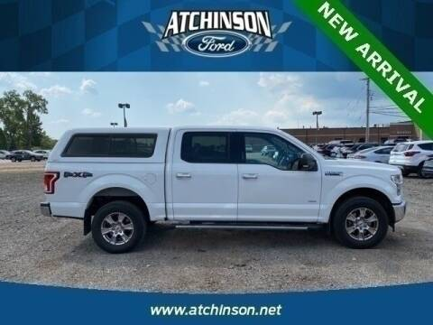 2017 Ford F-150 for sale at Atchinson Ford Sales Inc in Belleville MI